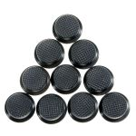 Silicone Tailcaps for Flashlights (12 x 7,5mm), black