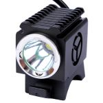 LED Bike Flashlight TrustFire TR-D001 (Cree XM-L2, 600 lumen, 4 modes, 2x18650)