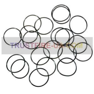 Water-tight Silicon O-ring for flashlights (36 x 1.5mm) black