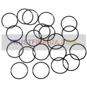 Water-tight Silicon O-ring for flashlights (40 x 1.5mm) black