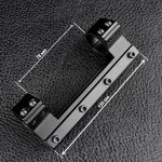Gun Mount for an optical sight, on base GM-001 (2x25mm)